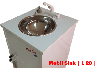 Mobil lavabo - Seyyar Lavabo