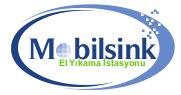 Seyyar Lavabo   Mobilsink